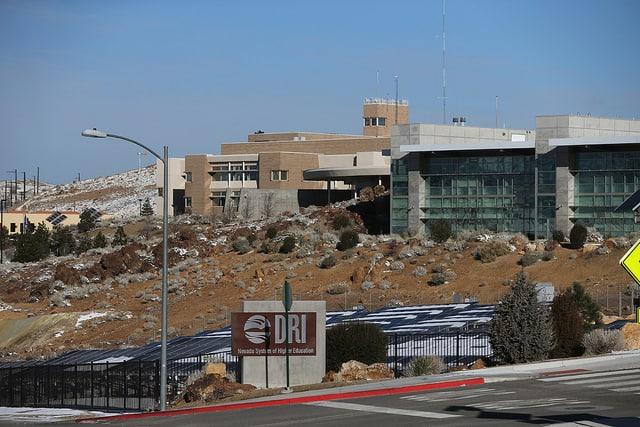 DRI's Reno Campus