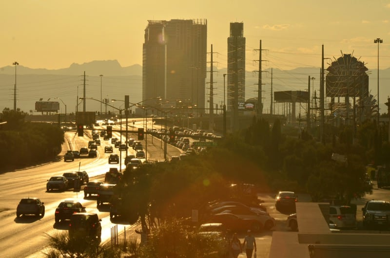 Researchers identify connection between more frequent, intense heat events and deaths in Las Vegas