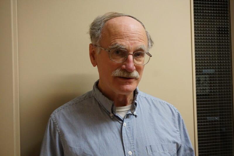 Meet Jim Hudson, Ph.D.