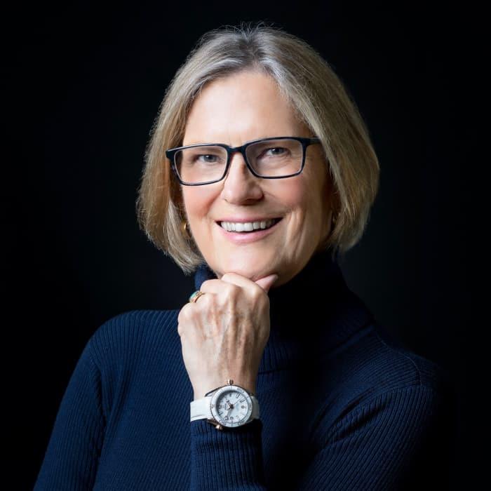Dr. Kathryn Sullivan, winner of the 2021 Nevada Medal