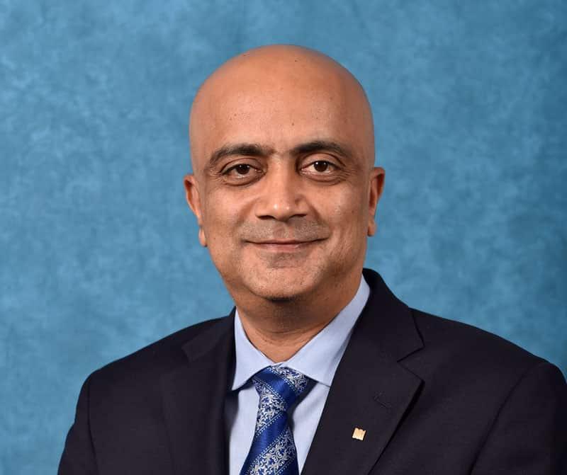 DRI President Dr. Kumud Acharya
