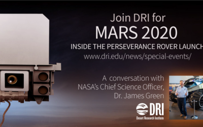 Virtual Event: Mars 2020 – Inside the Perseverance Rover Launch