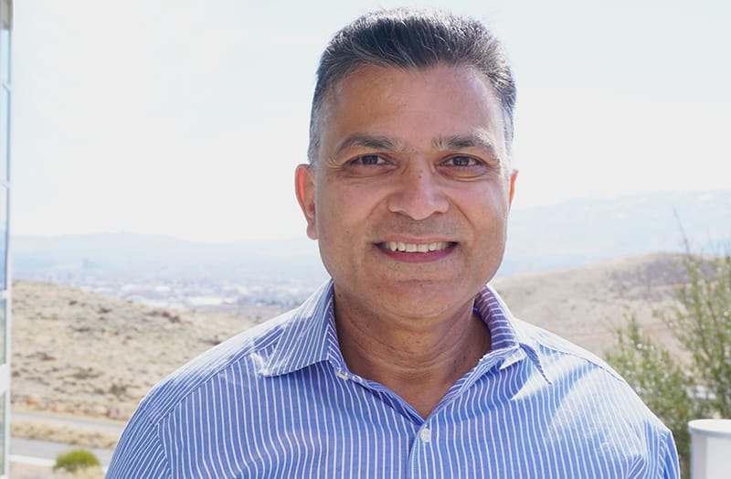 Dr. Naresh Kumar appointed to lead Atmospheric Sciences at the Desert Research Institute