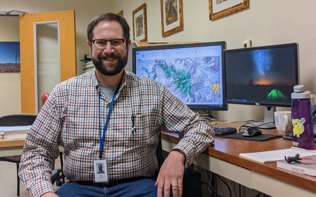 Meet Graduate Researcher Dylan Person