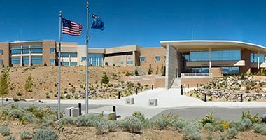 DRI Reno campus
