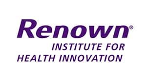Renown Institute of Health logo