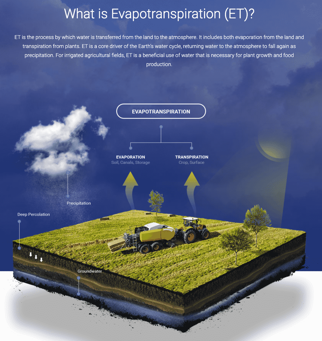 Evapotranspiration grahic