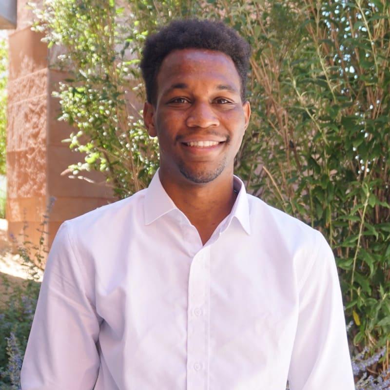 Meet Graduate Researcher Dante Staten