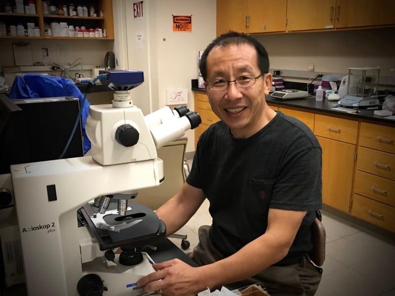 Meet Henry Sun, Ph.D.