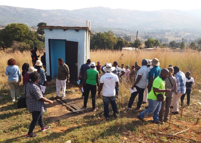DRI faculty teach water, sanitation, hygiene, and environmental issues courses in eSwatini (Swaziland)