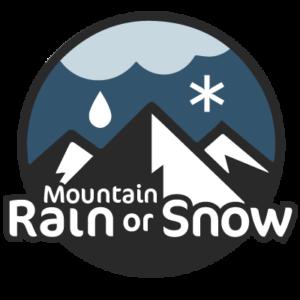 Mountain Rain or Shine Logo