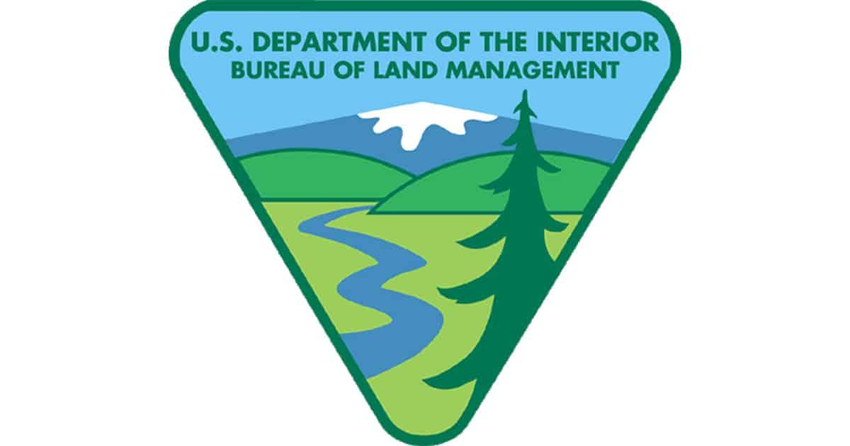 US Department of the Interior - Bureau of Land Management
