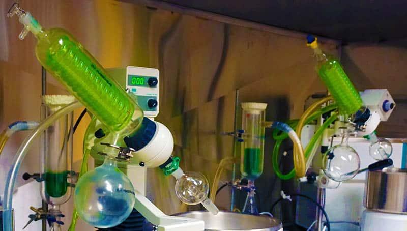 Organic Analytical Laboratory