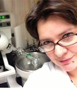 Board of Regents awards Dr. Vera Samburova 2018 Rising Researcher Award
